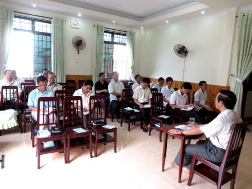 Tu viện Anbêtô tĩnh tâm năm tại Bãi Dâu, Vũng Tàu