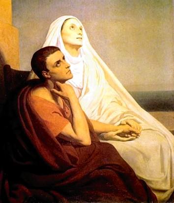 Mừng lễ thánh Mônica, Bổn mạng giới Hiền Mẫu