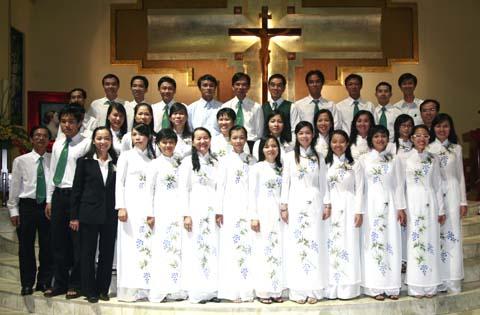 Ca Đoàn Cêcilia