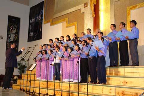 Góp ý về phụng vụ thánh nhạc