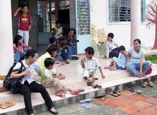 Ca đoàn Giới Trẻ - Trung tâm Mai Hòa