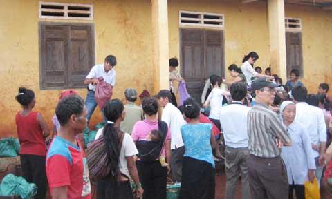 Chuyến Công Tác Cao Nguyên Tháng 05.2009