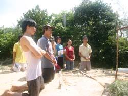 Sinh Viên Đaminh Dã Ngoại Hè 2009