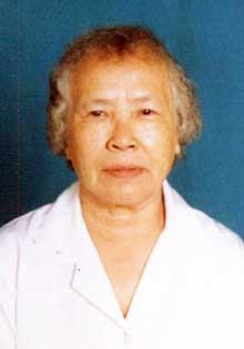 Cầu cho Bà Cố Anna Nguyễn Thị Thiết