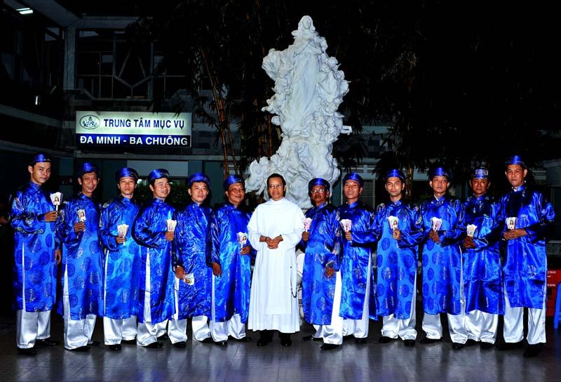 Thánh lễ Tiệc ly 2013