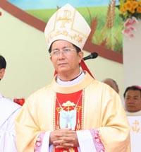 Thánh lễ ban bí tích Thêm Sức 2012