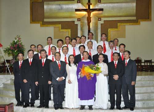 Giáo xứ Đaminh Ba Chuông thông báo