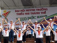 Video: Văn nghệ Đại hội Huynh trưởng TGP 2012