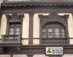 Clips: Thăm nhà thánh Martin tại Lima - Pê-ru