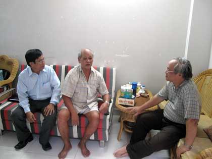 Thăm Bệnh nhân Giáo họ Giuse
