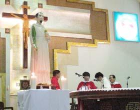 Liên huynh Thánh Đaminh Hạnh mừng bổn mạng