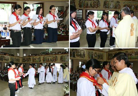 Khai Giảng Giáo Lý Niên khóa 2010-2011