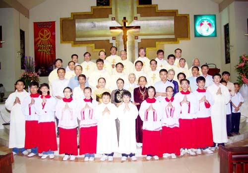Lễ Tạ Ơn Linh Mục Giuse Nguyễn Viết Chinh OP