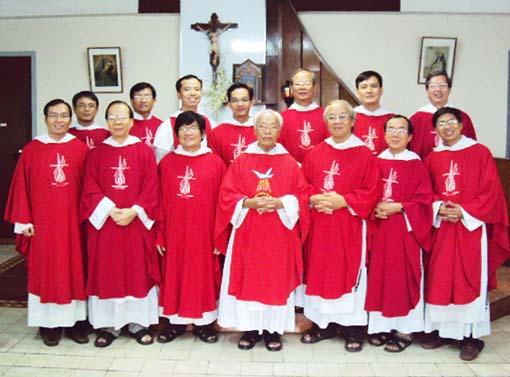 Tuần tĩnh tâm Tu viện thánh Anbêtô
