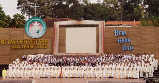 Sứ điệp : Đại Hội Dân Chúa Việt Nam 2010