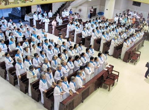 Giới Thiệu Hội Các Bà Mẹ Công Giáo