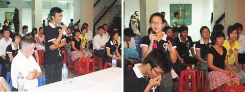 Sinh viên với Ngày Nhà Giáo 20-11
