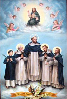 Bộ Phong Thánh công bố các sặc lệnh liên quan tới 9 Tân chân phước và 6 Đấng đáng kính