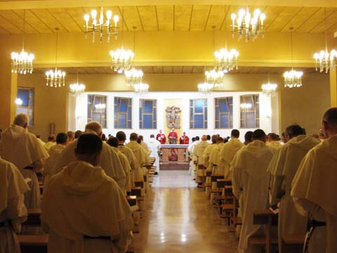 Bên Lề Tổng Hội Đaminh tại Roma
