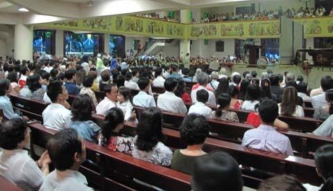 Lễ Vọng : Món quà dâng Chúa Hài Đồng