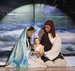 Hoạt cảnh Giáng Sinh 2010