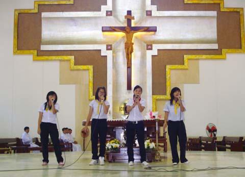 Thánh lễ Mừng Ngày Nhà Giáo Việt Nam 20.11.2013