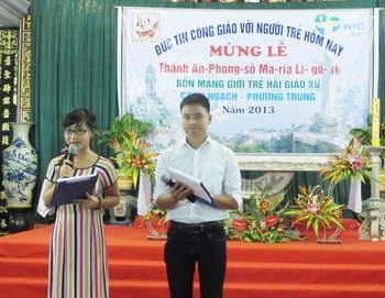 Ngày hội Giới trẻ hạt Thanh Oai