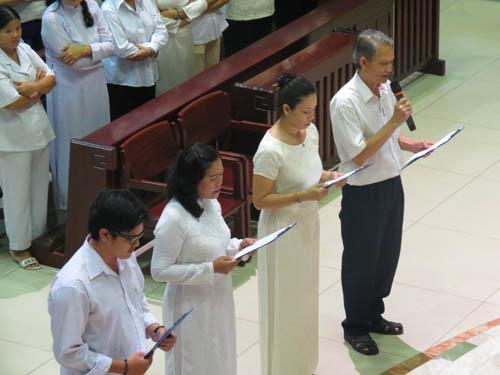 Legio Mariae Tổng Hội thường niên 2013