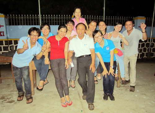 GĐTT : Mùa hè xanh … tại Phan Rang