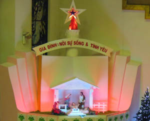 Mừng Đại Lễ Chúa Giáng Sinh 2013