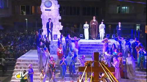 JMJ Rio : Chúa luôn vác thập giá cùng chúng ta