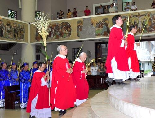 Nghe giảng Chúa nhật Lễ Lá năm A (2011 - 2020)