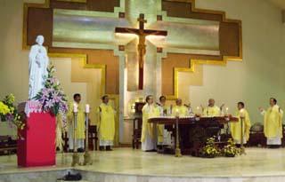 Giáo Xứ Đaminh Mừng Lễ Thánh Cả Giuse
