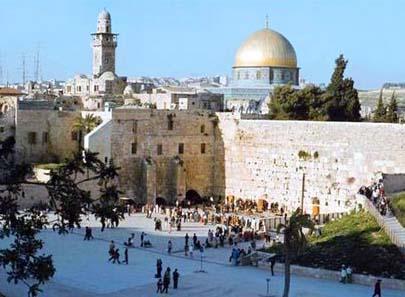 Thánh Địa Giêrusalem
