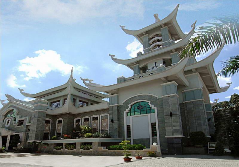 Thánh Đường Đaminh Ba Chuông