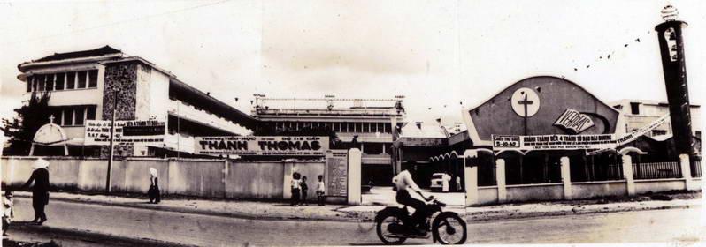 Trường thánh Thomas và Đền Thánh Tử Đạo Hải Dương