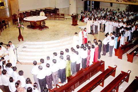 Ba Trong Một : Lễ Thánh Tâm