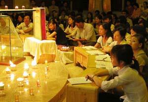 Cầu nguyện Taizé : Sám hối và tin vào Tin Mừng