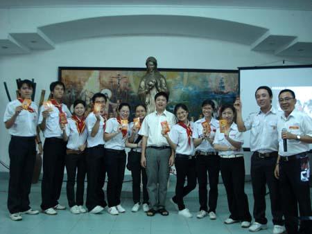 Thiếu Nhi Ngày Khai Xuân Tân mão