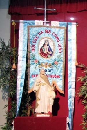 Nghe giảng lễ Thánh Nữ Monica (2009 - 2020)