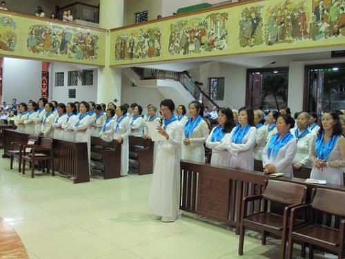 Mừng bổn mạng Hiền Mẫu : thánh Mônica