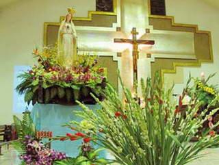 Lễ Đức Mẹ Fatima 13.05.2011