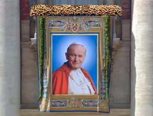 Video Lễ suy tôn Chân phước Gioan Phaolô II