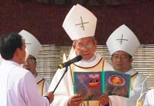 Diễn Văn Khai Mạc Năm Thánh 2010