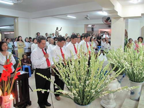 Thánh lễ bế mạc tuần cửu nhật thánh Giuse