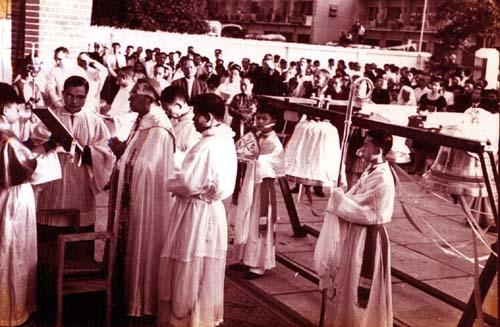 Hướng về lễ các thánh Tử Đạo Hải Dương