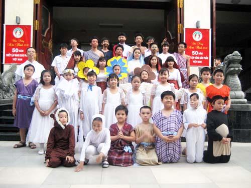 Hoạt Cảnh Giáng Sinh 2009