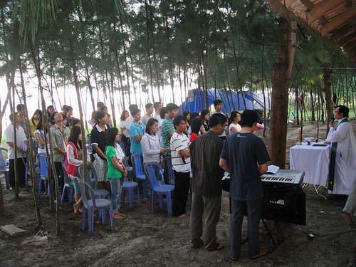 Sinh viên Nhịp bước : Dã ngoại Hè 2011