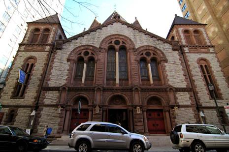Xây nhà thờ chỉ cần 57 xu
