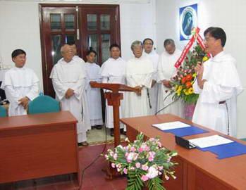 Thánh lễ khai mạc Tỉnh hội 11.06.2011